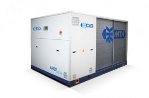 Kaltwassersatz 219 kW